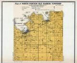 Isle Harbor Township- North, Waldmere, Wahkon, Isle, Mille Lacs County 1914